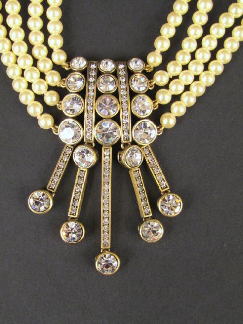 Heidi Daus Costume Jewelry Suite - 4