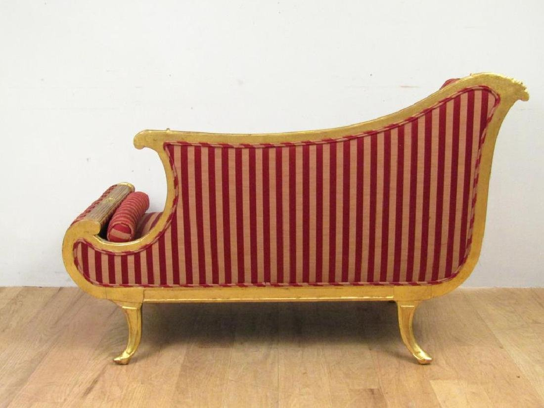 Hollywood Regency Chaise Lounge / Divan - 5