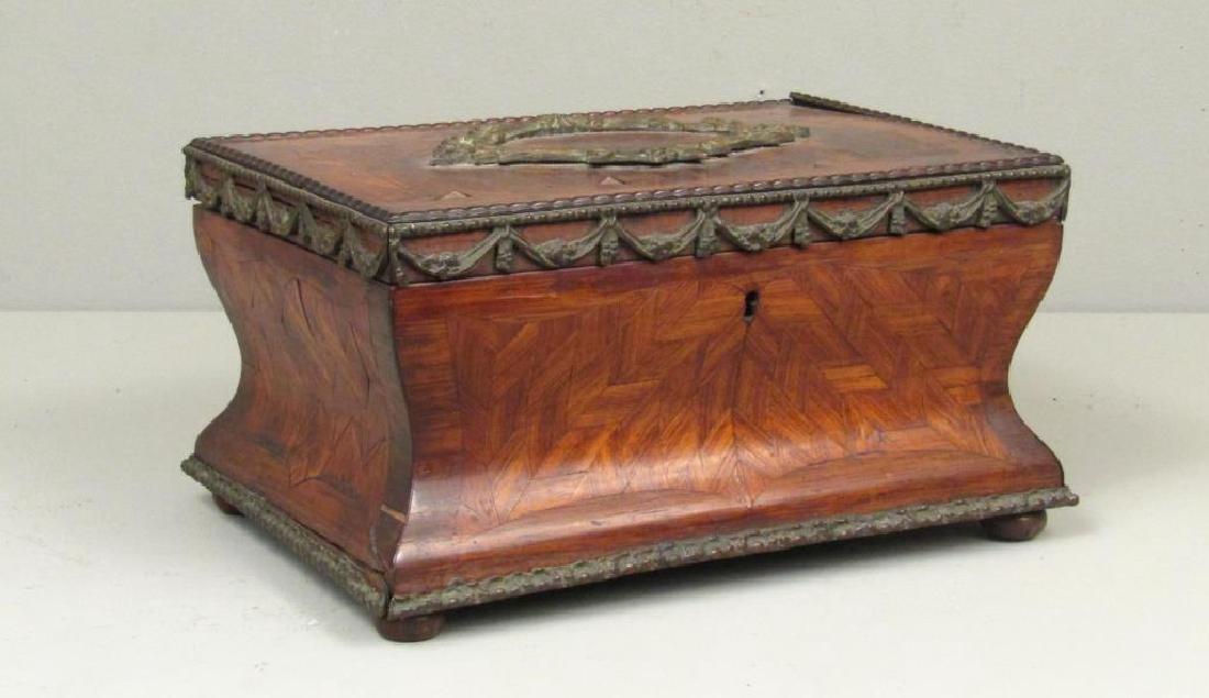 Antique English Box