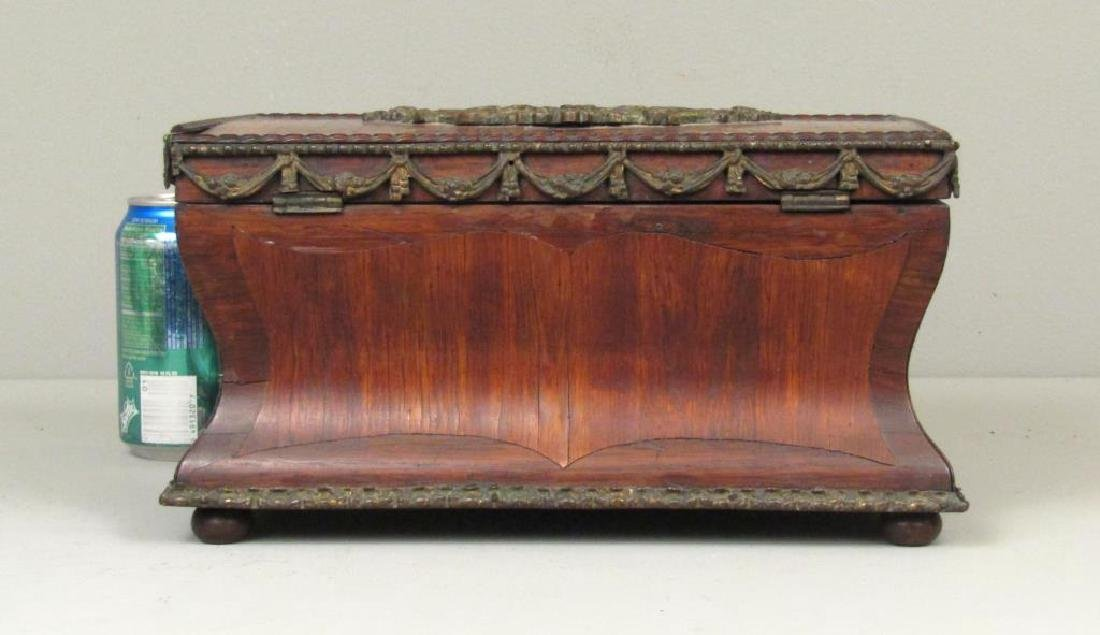 Antique English Box - 2