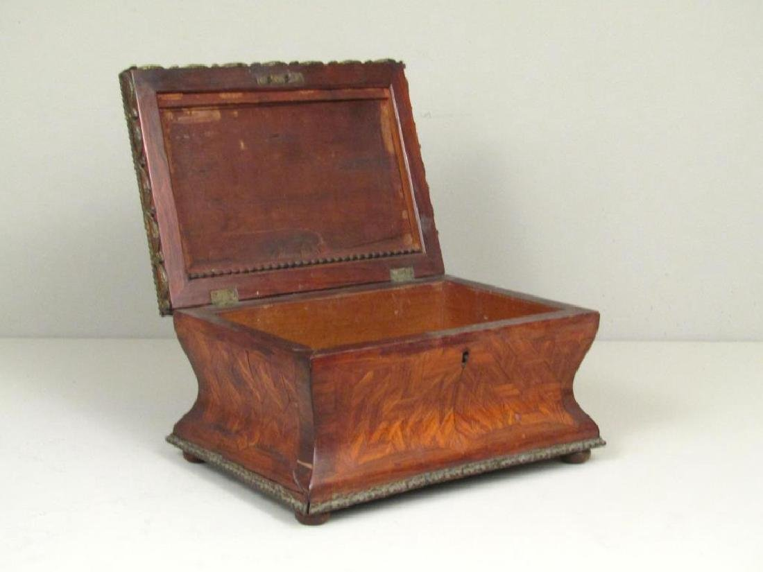Antique English Box - 4