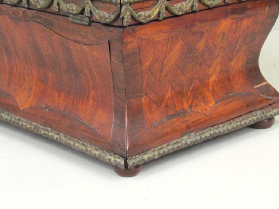 Antique English Box - 5