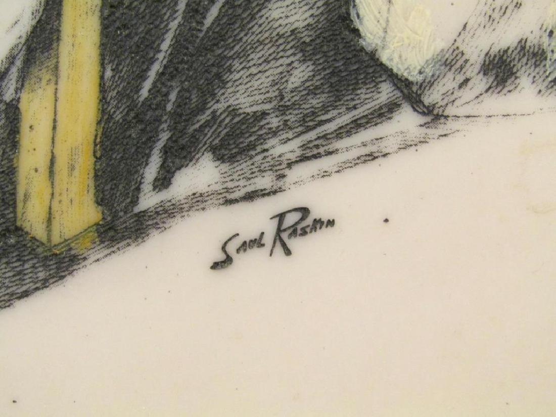 Saul Raskin (Ukrainian, 1866-1966) - 4