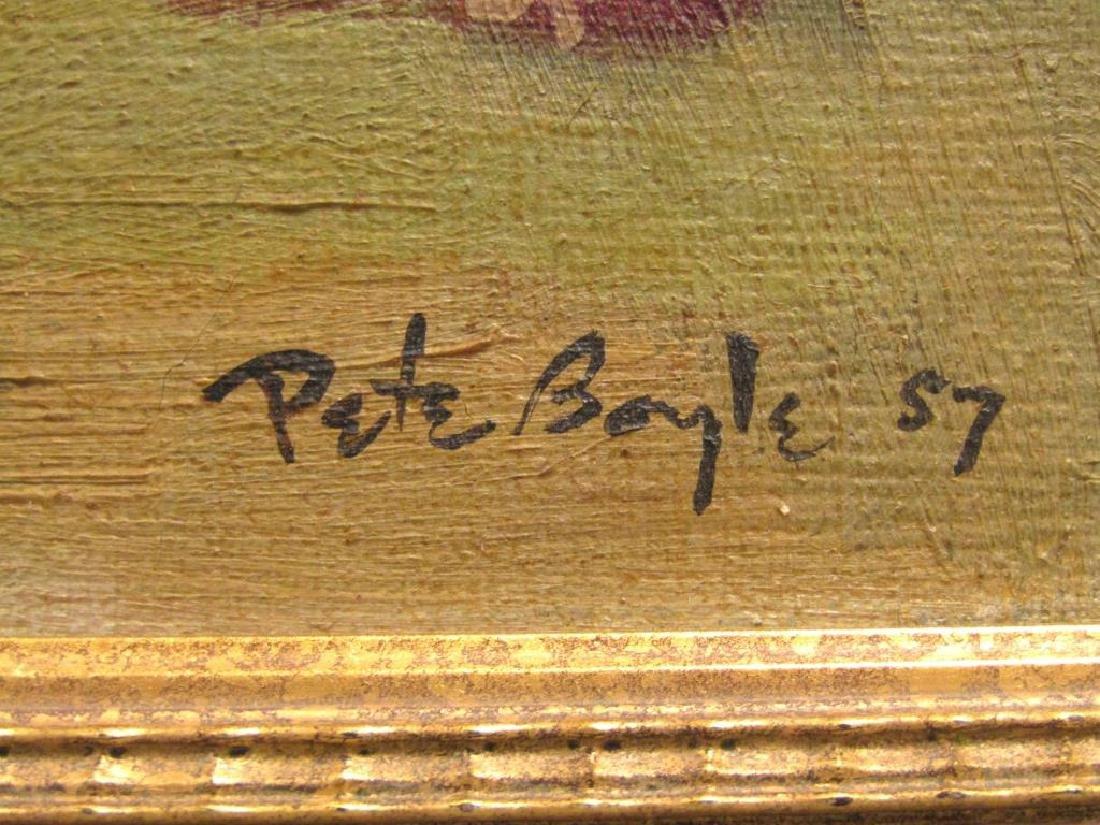 Pete Boyle (American, 20th Century) - 4