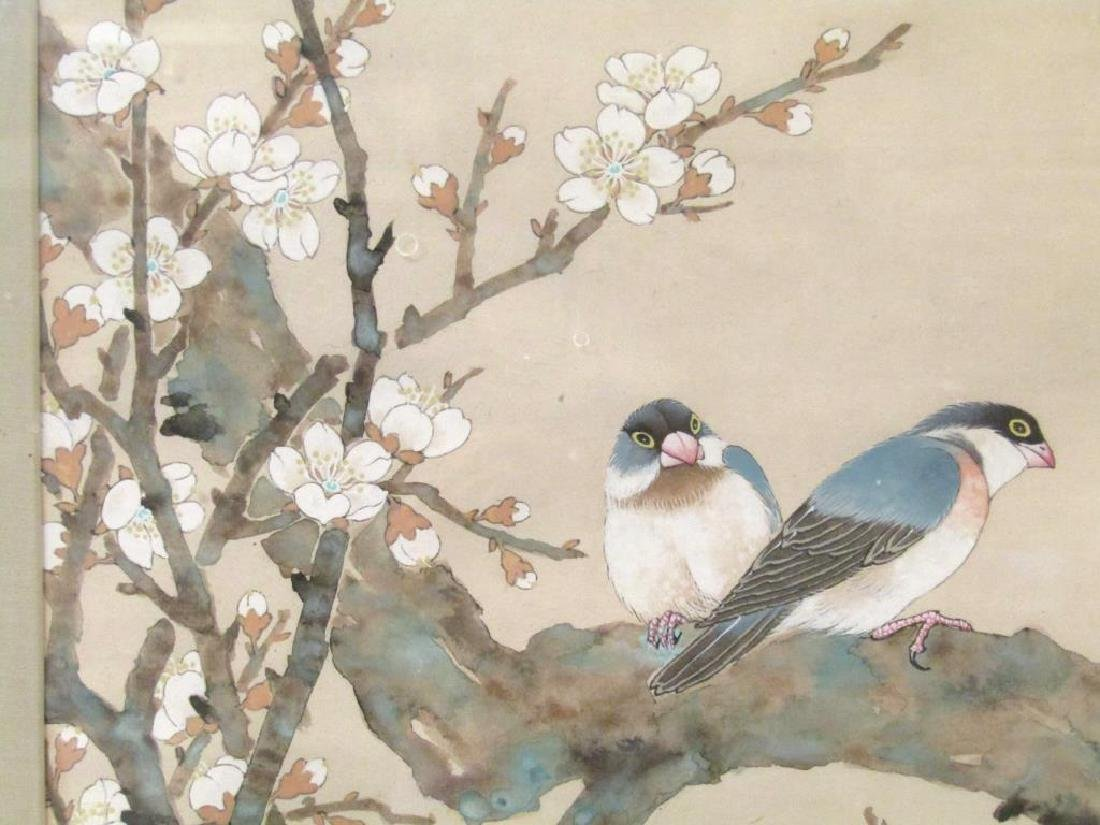 2 Chinese Paintings - 5