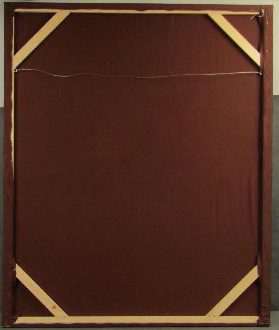 Large Needlepoint Panel - 5