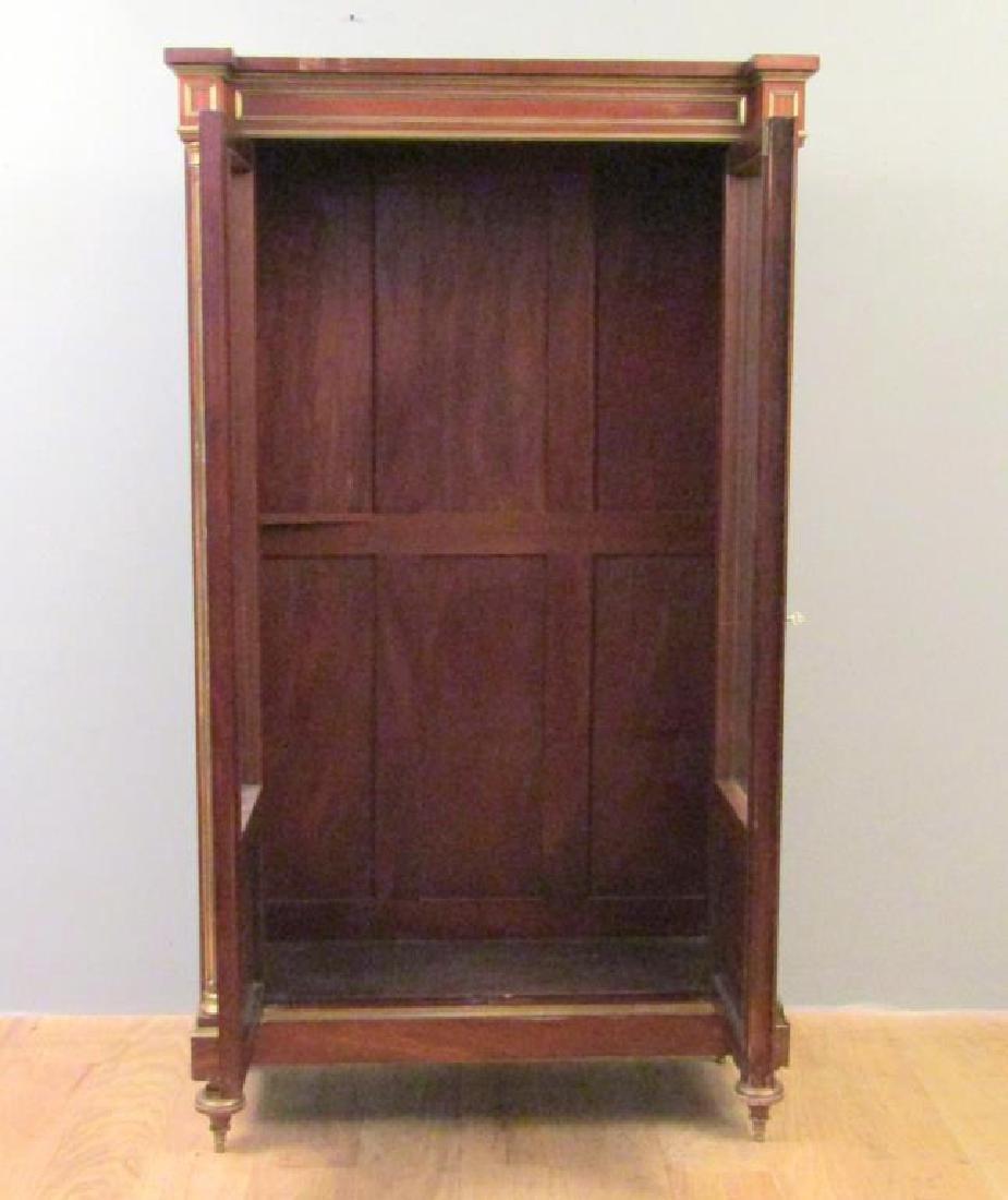 Antique French Vitrine Cabinet / Bibliotheque - 3
