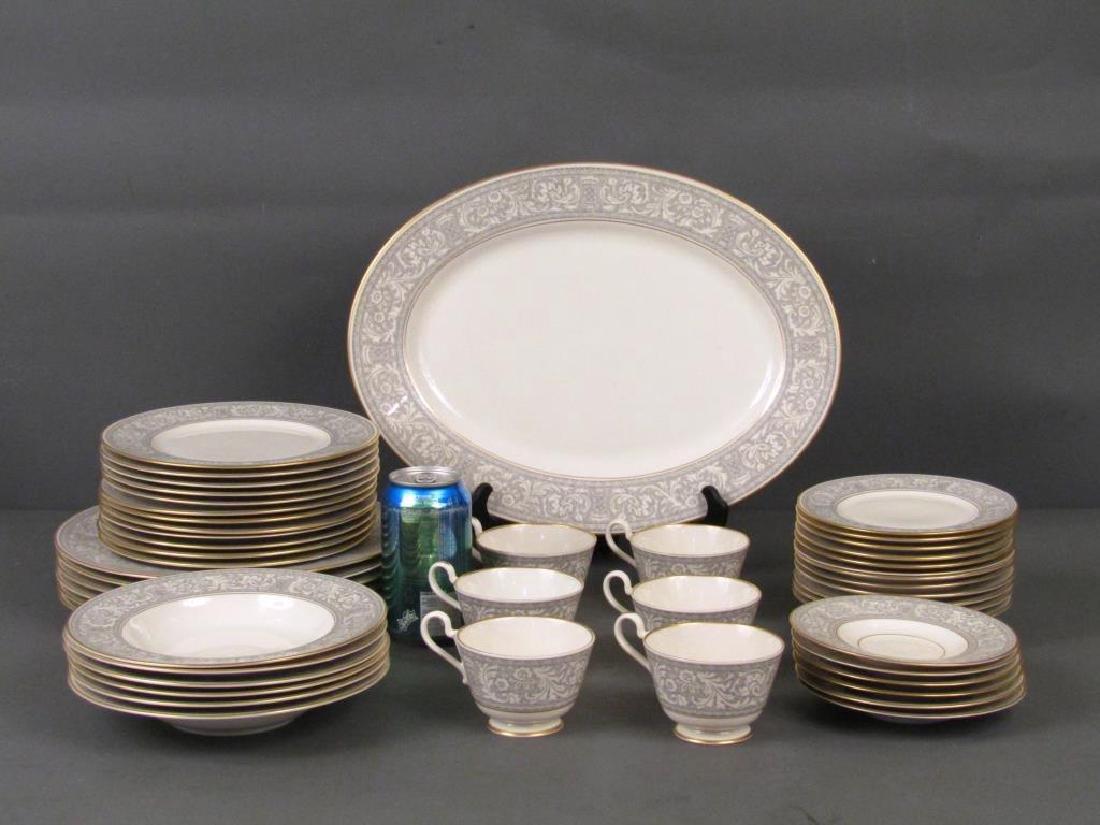 43 Piece Franciscan China Dinner Set - 2