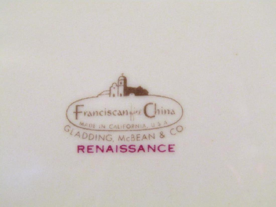 43 Piece Franciscan China Dinner Set - 7