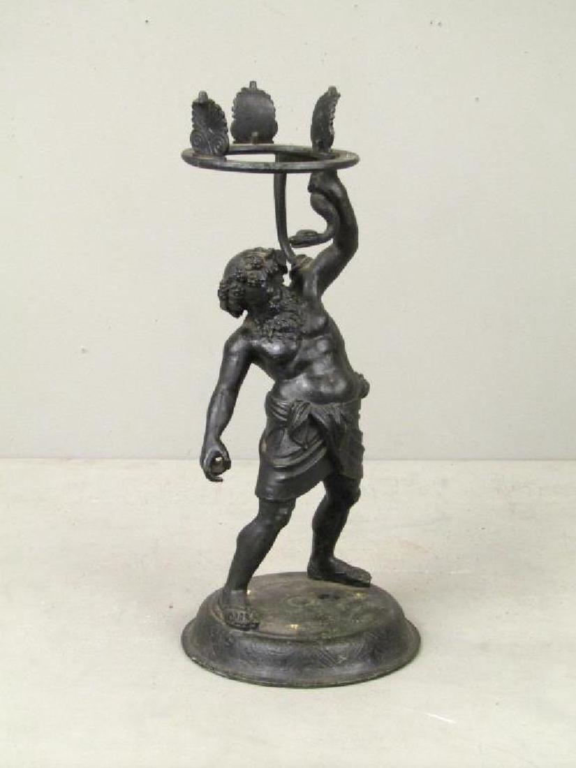 Bronze Figure of Bacchus