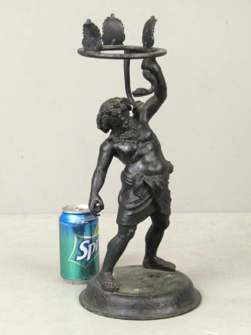 Bronze Figure of Bacchus - 2