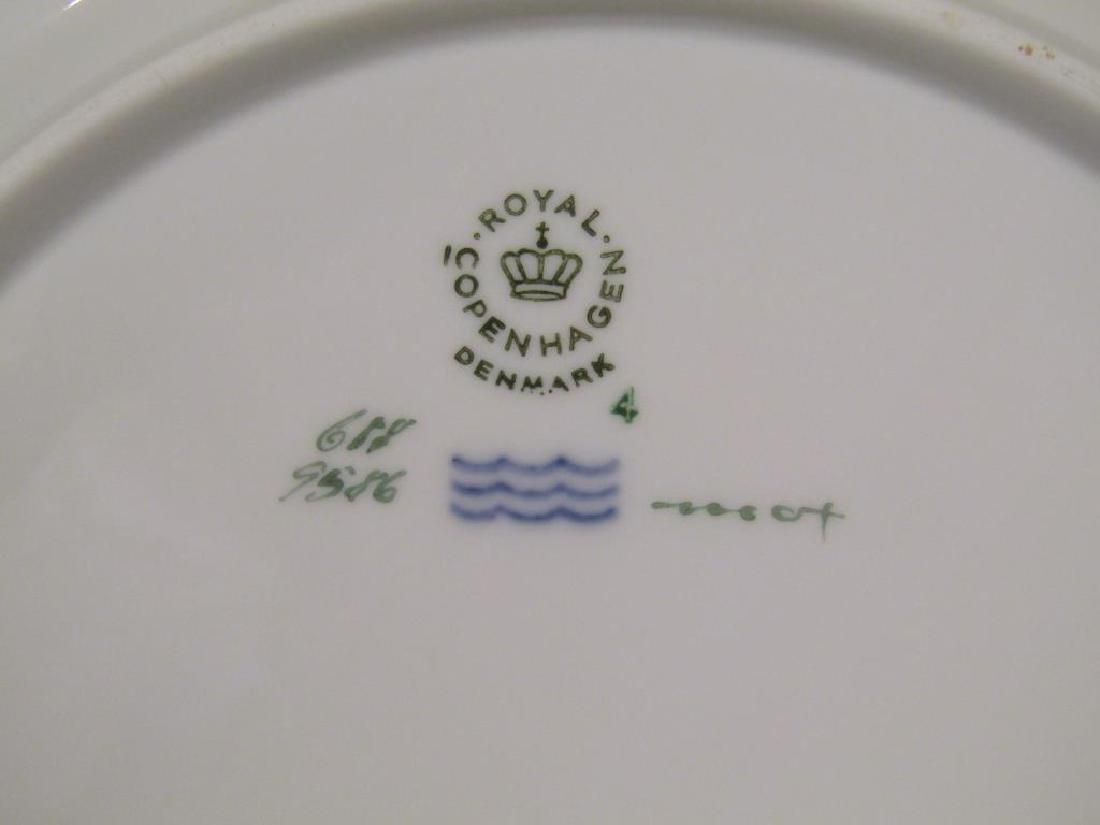 Royal Copenhagen Dessert Set - 7
