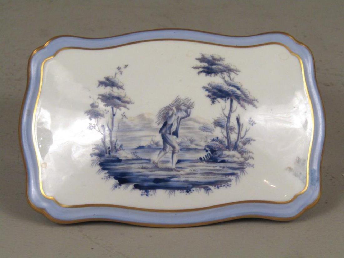 Small Richard Ginori Porcelain Box - 3