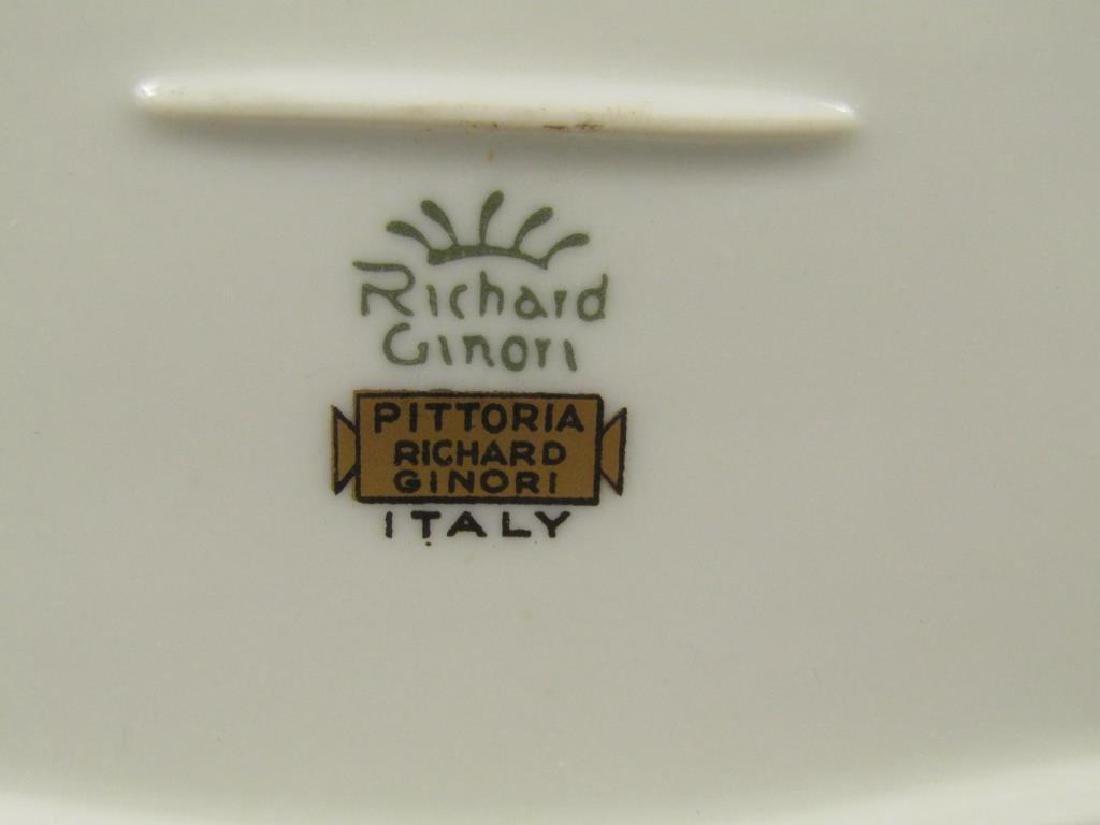 Small Richard Ginori Porcelain Box - 5