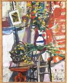 Zygmunt Menkes (1896 - 1986) - Oil
