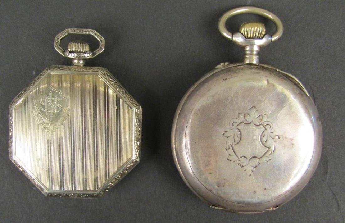 2 Pocket Watches - 2