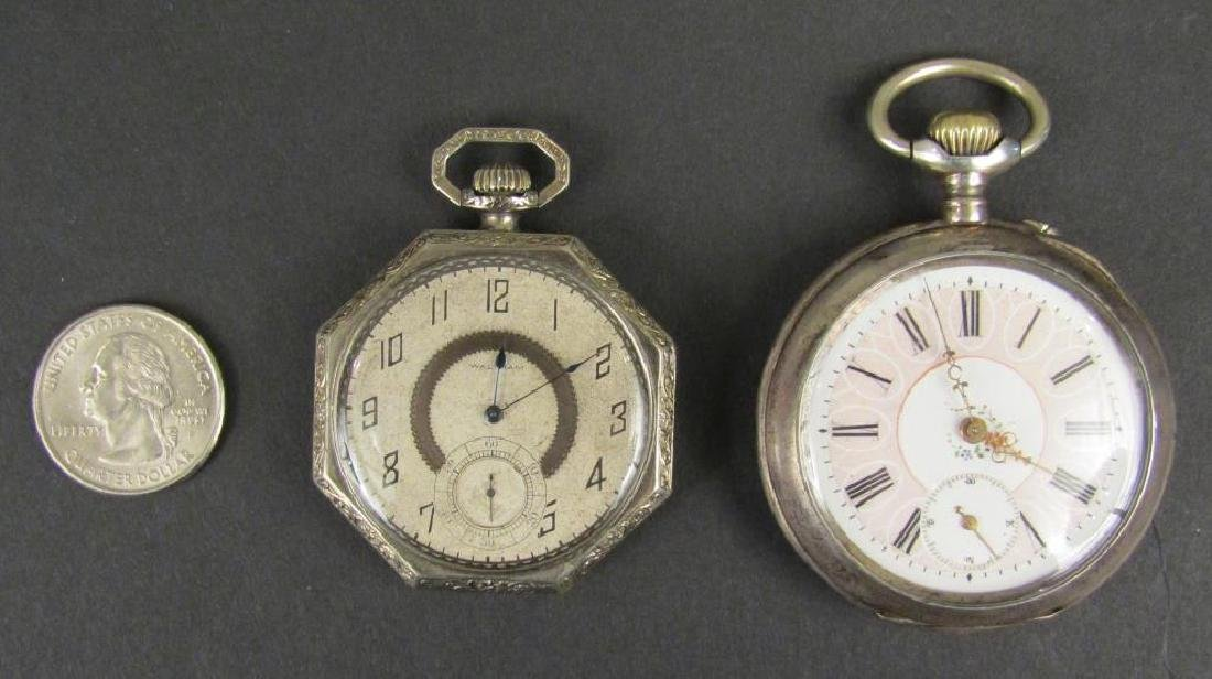 2 Pocket Watches - 8