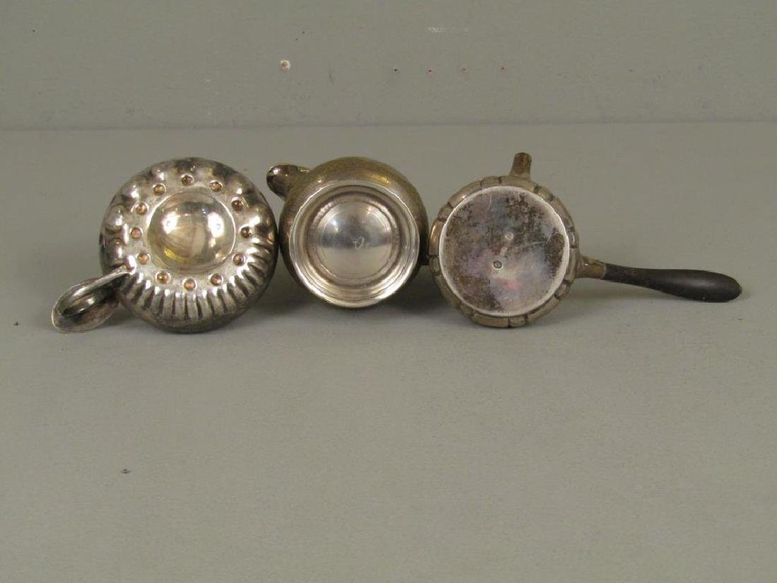 Assorted Sterling and Silver Plate Articles - 6