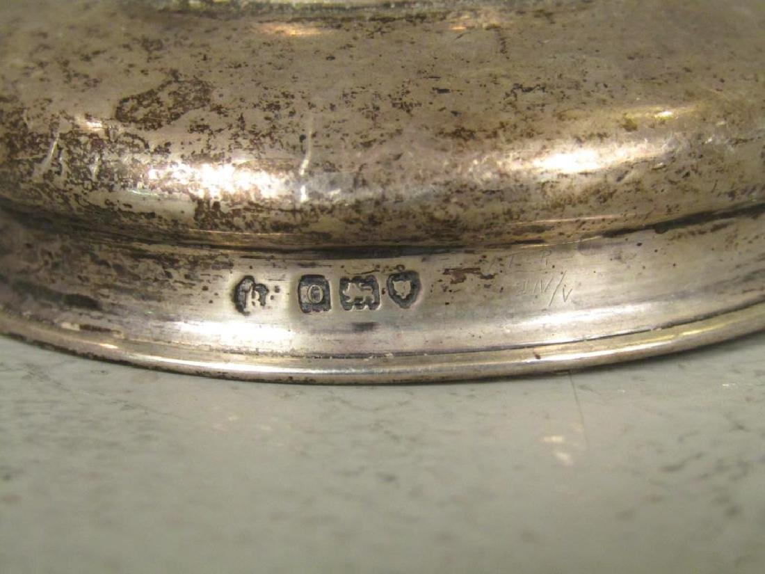Assorted Sterling and Silver Plate Articles - 9