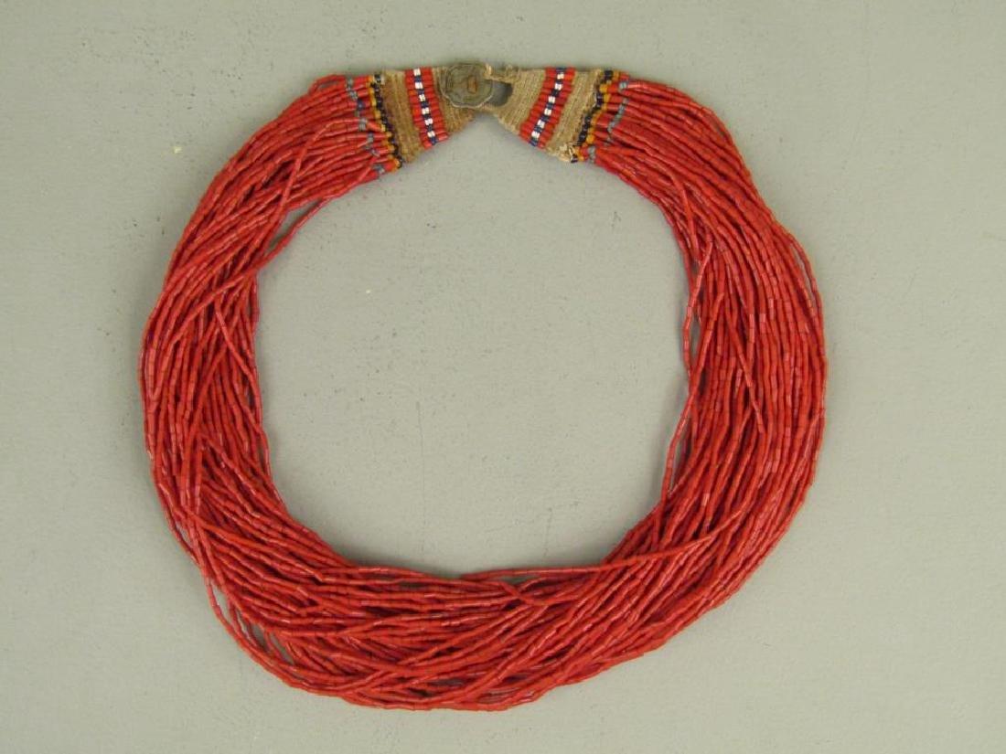 1960's 59 Strand Naga Necklace