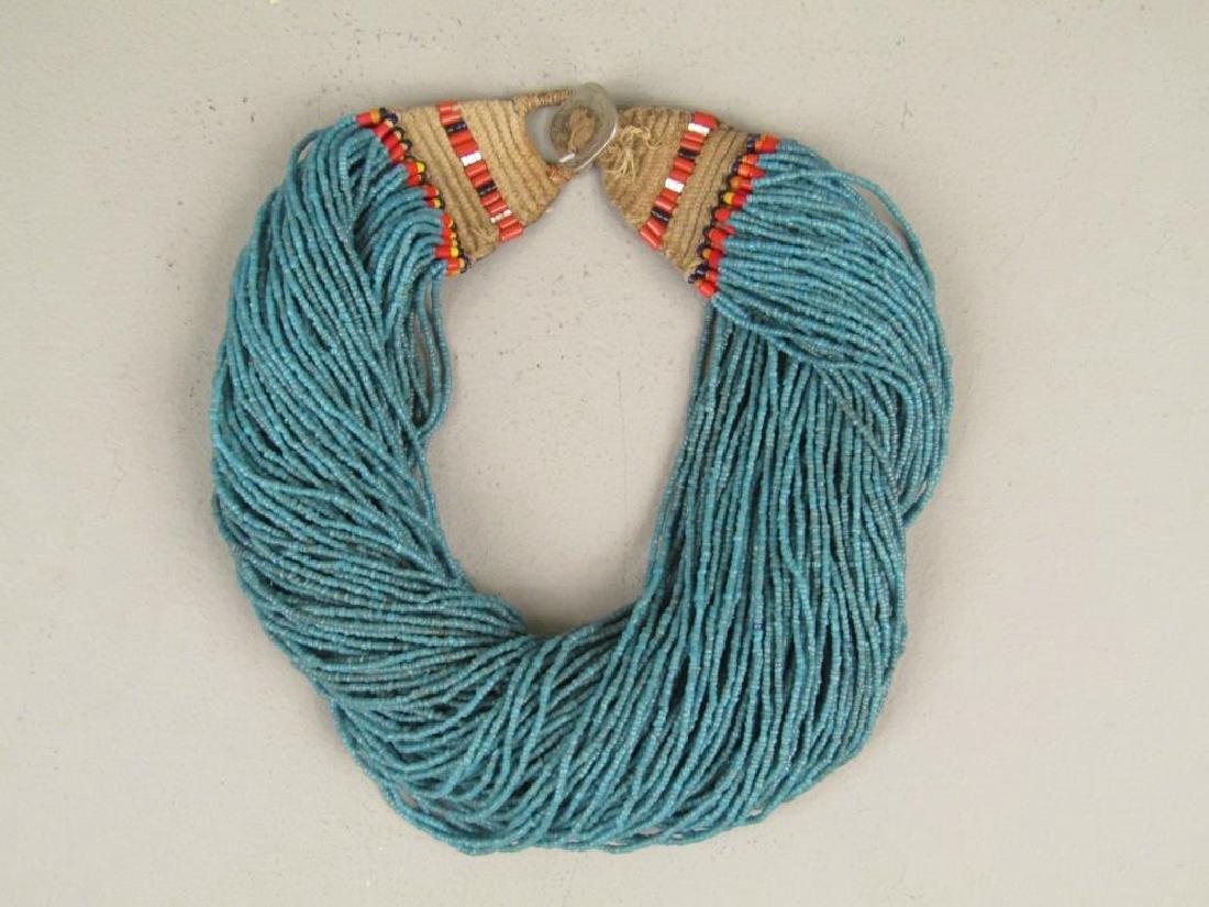 Vintage 125 Strand Naga Necklace