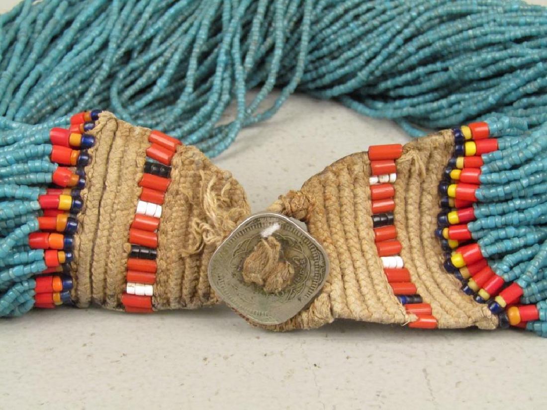 Vintage 125 Strand Naga Necklace - 3