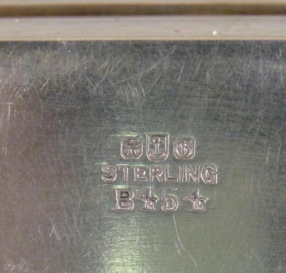 Gorham Sterling Silver Pen / Cigar Box - 5