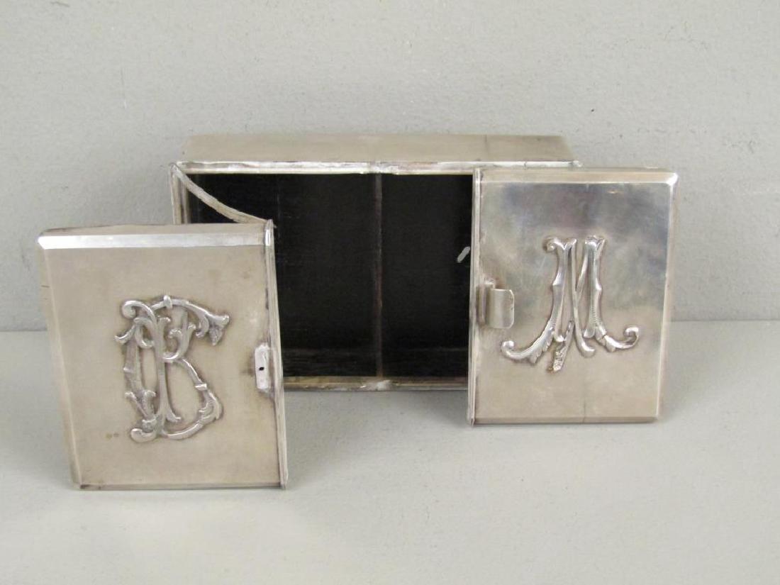 Antique Russian Silver Box - 5