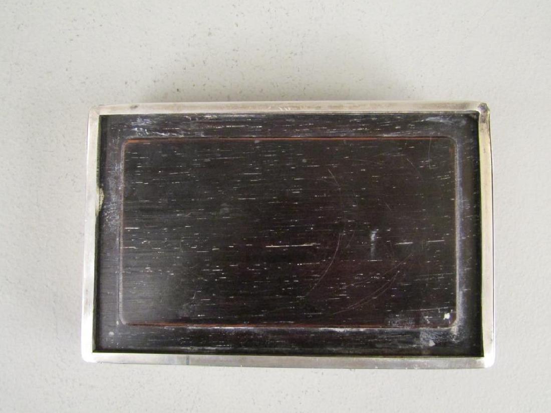 Antique Russian Silver Box - 7