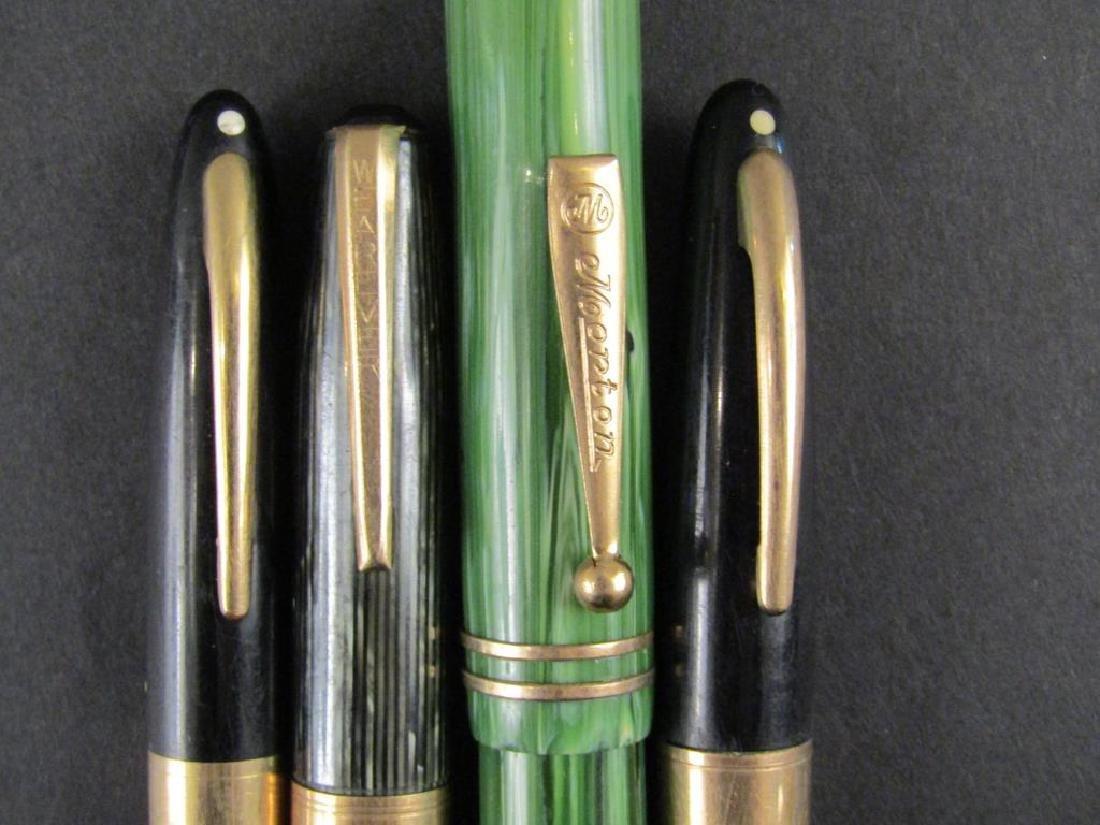 4 Fountain Pens - 2