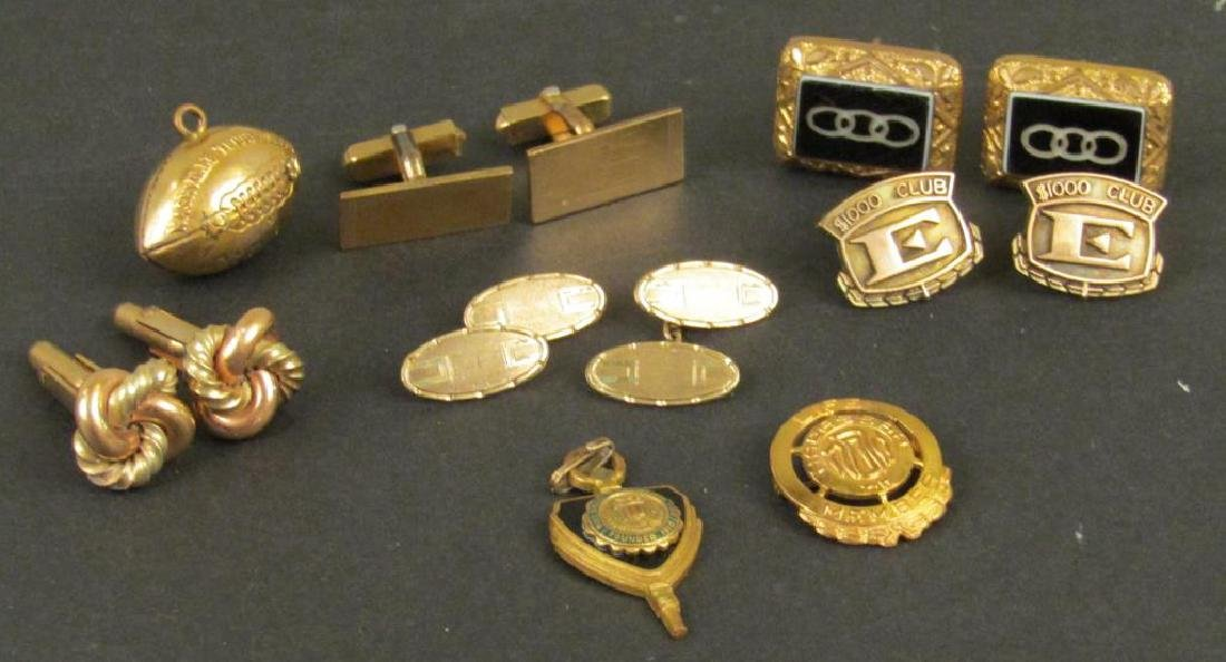 Assorted Gold Filled Jewelry