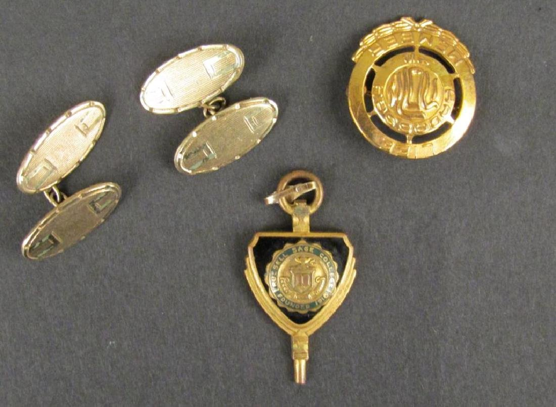 Assorted Gold Filled Jewelry - 5