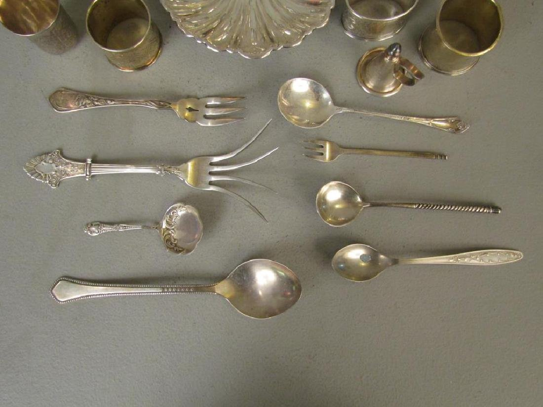 Assorted Silver and Plated Articles - 3