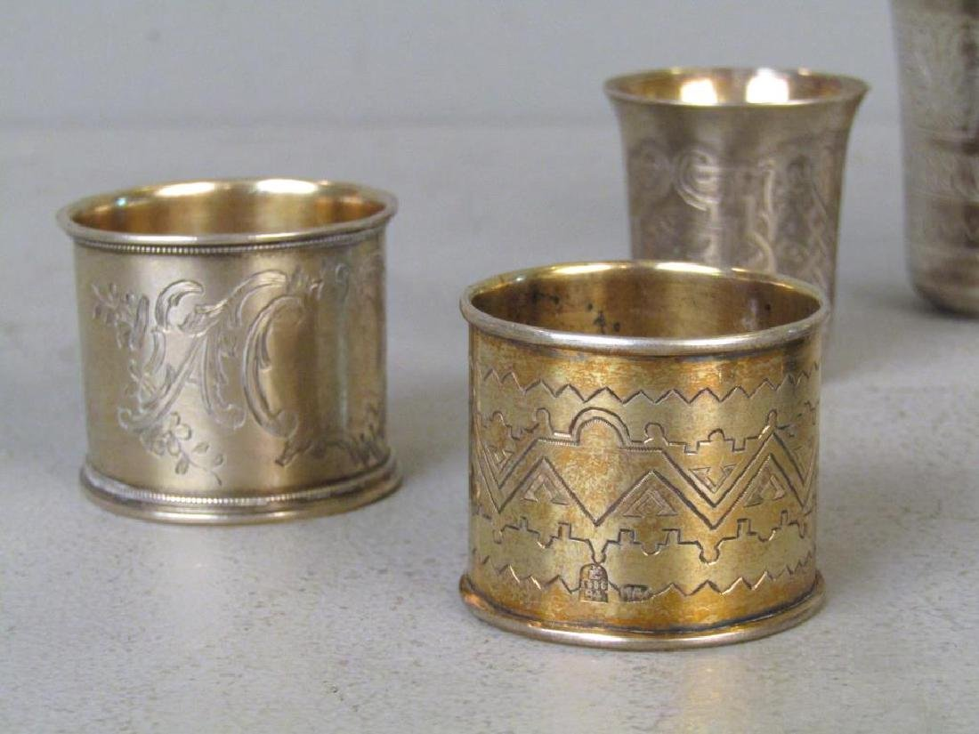 Assorted Silver and Plated Articles - 4