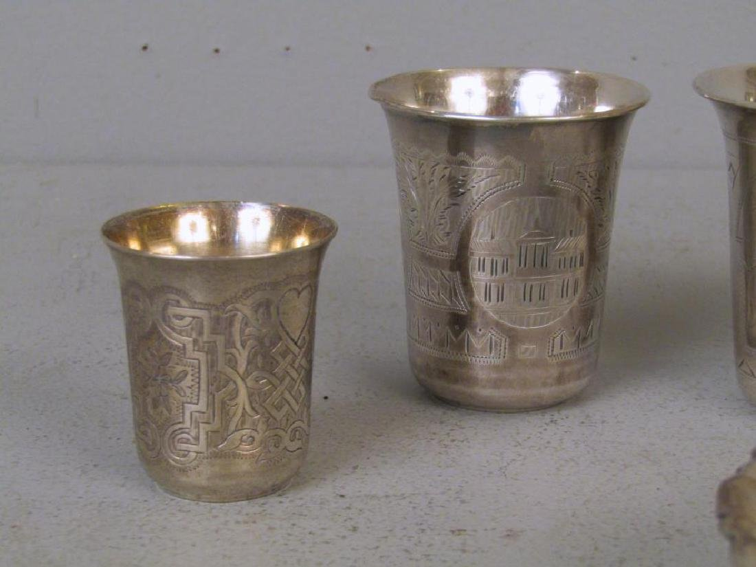 Assorted Silver and Plated Articles - 5