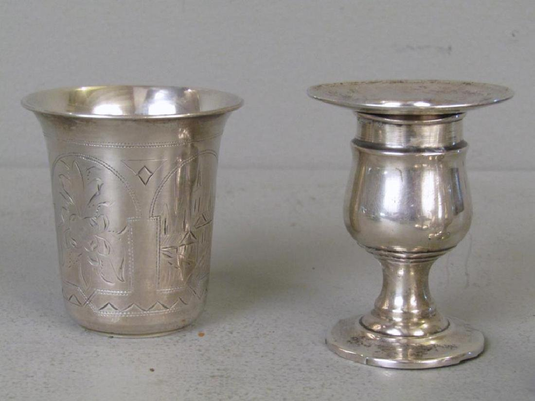 Assorted Silver and Plated Articles - 6