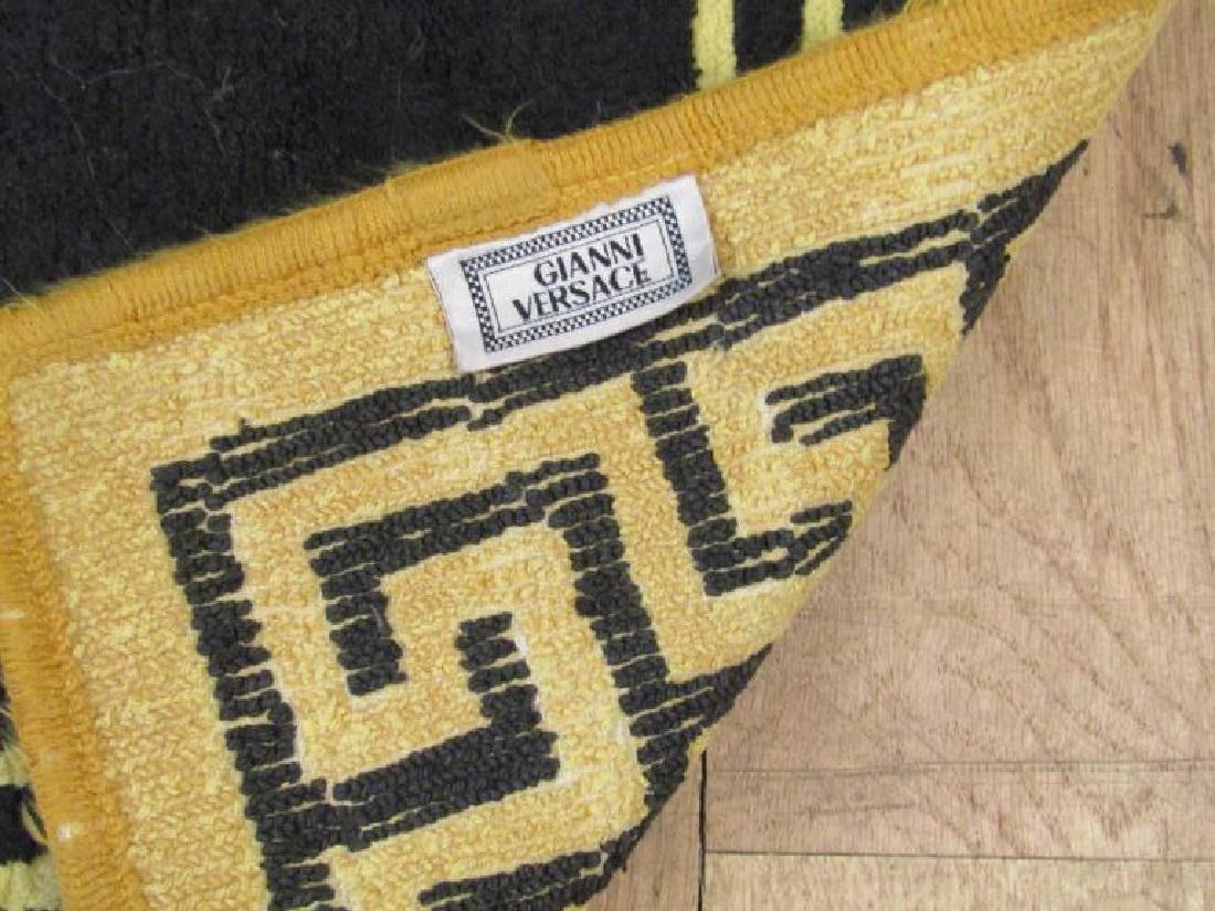 2 Gianni Versace Cotton Mats - 4