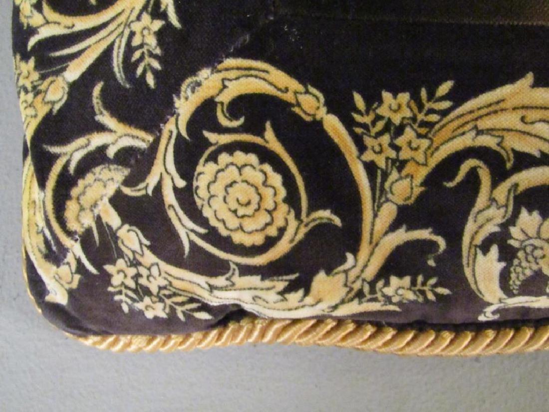 3 Designer Decorative Pillows - 3