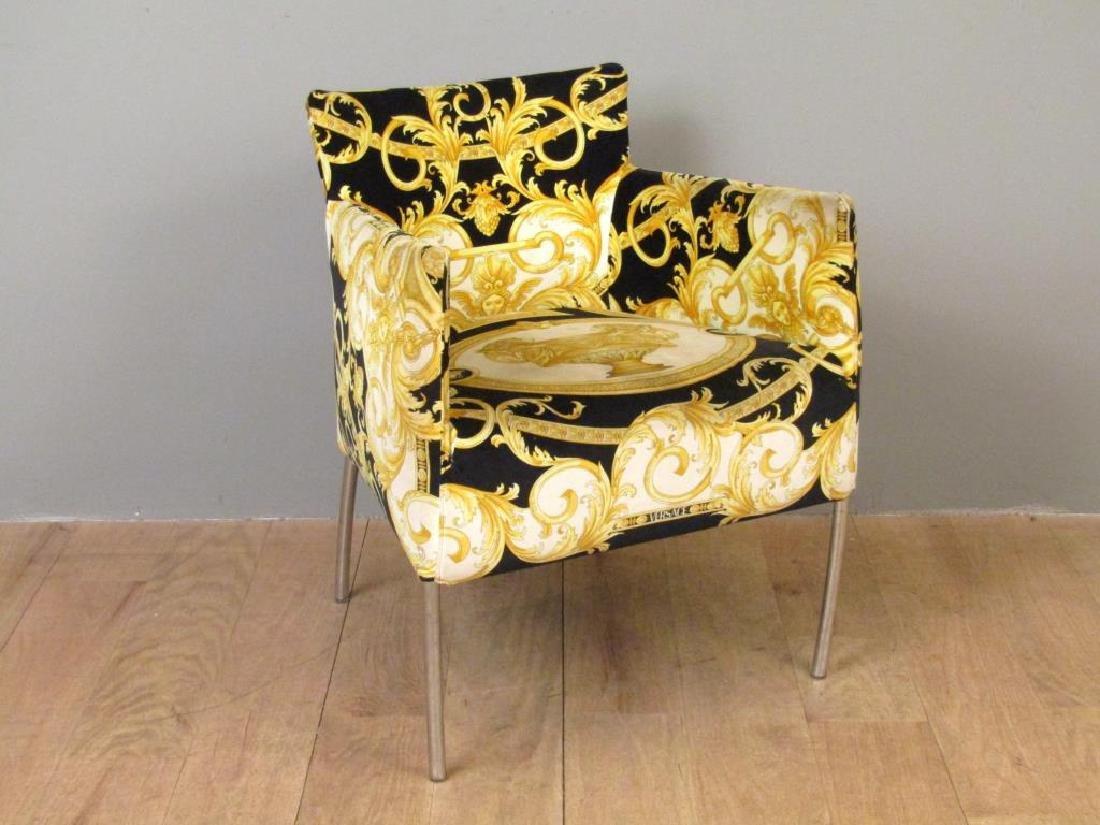 Versace Print Arm Chair