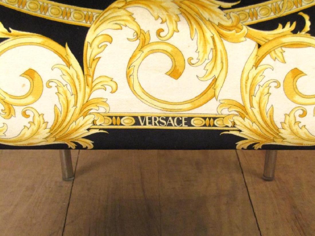 Versace Print Arm Chair - 6