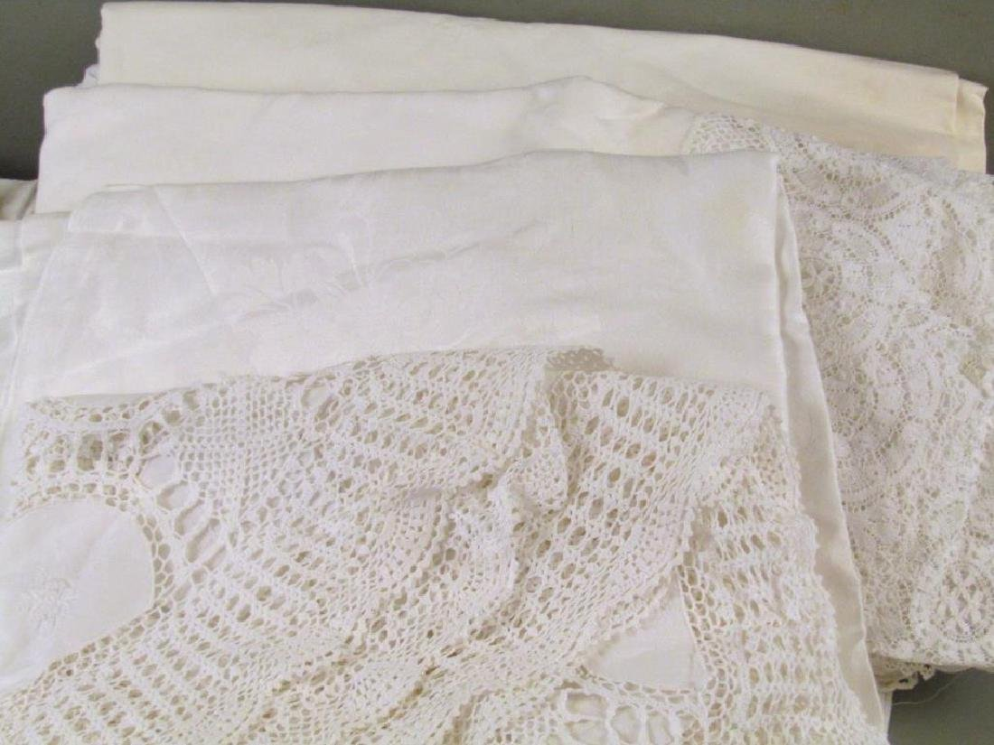 Large Lot of Assorted Linens - 3