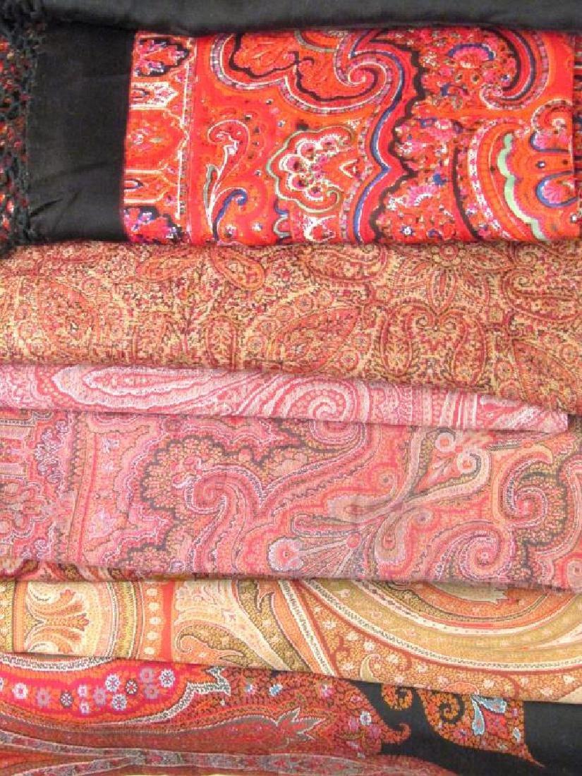 Assorted Russian and Uzbek Textiles - 5