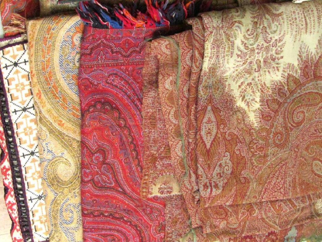 Assorted Russian and Uzbek Textiles - 6