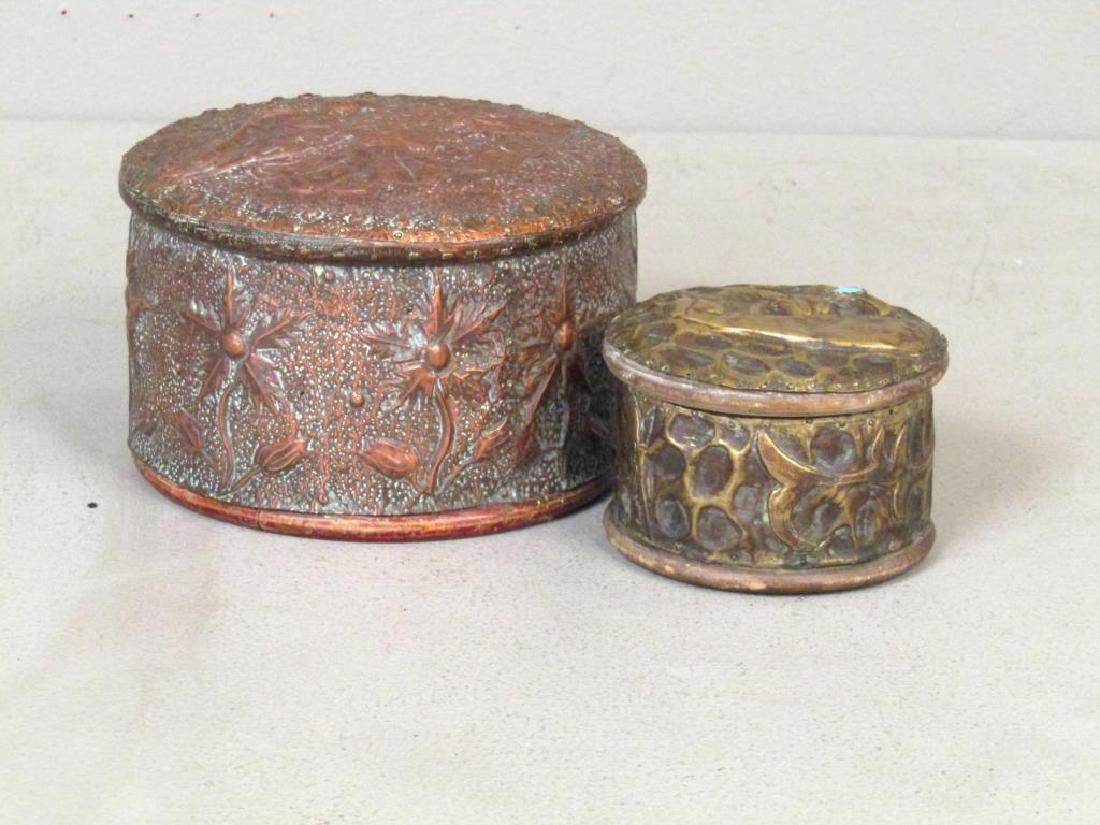2 Pre-Revolutionary Russian Boxes