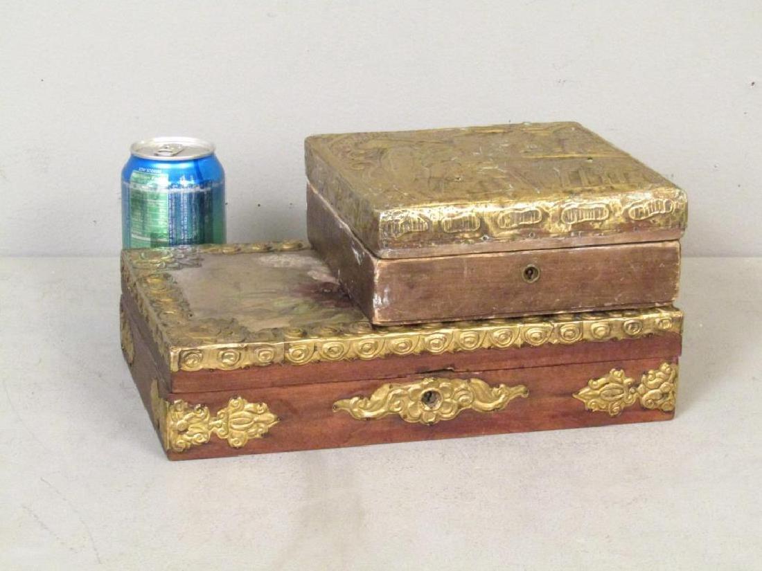 Two Pre-Revolutionary Russian Boxes - 2