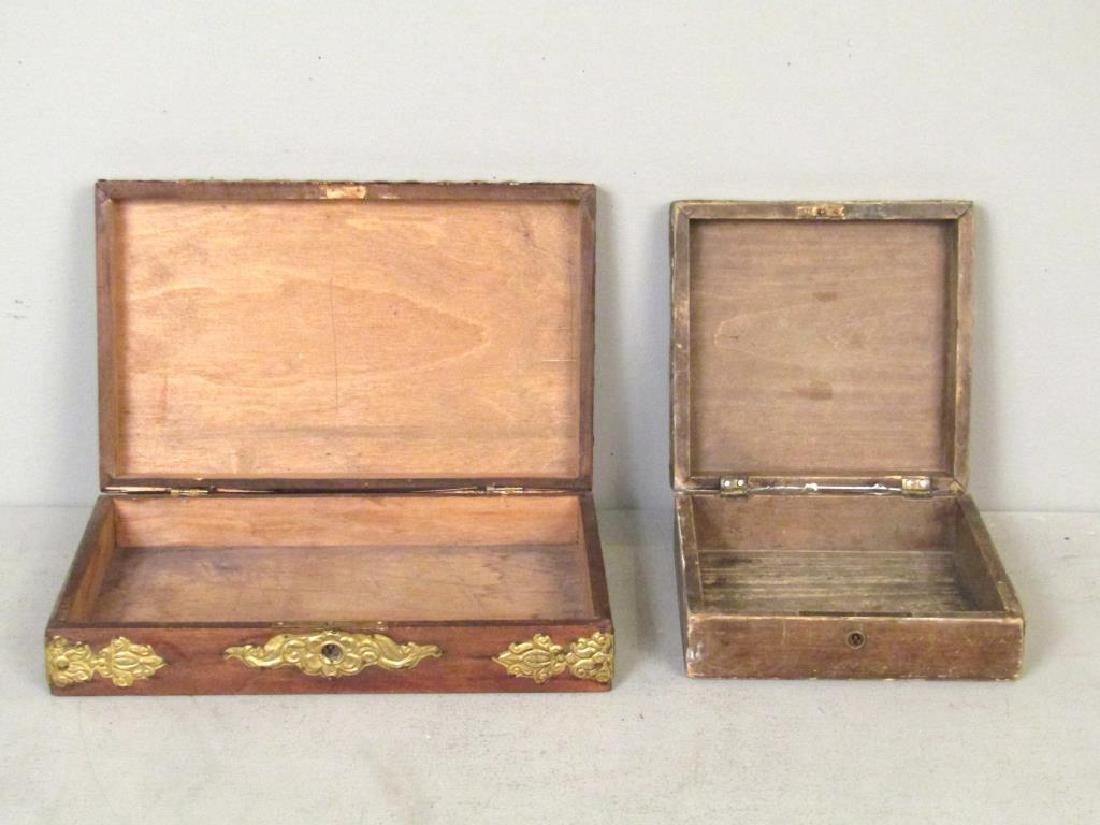 Two Pre-Revolutionary Russian Boxes - 5