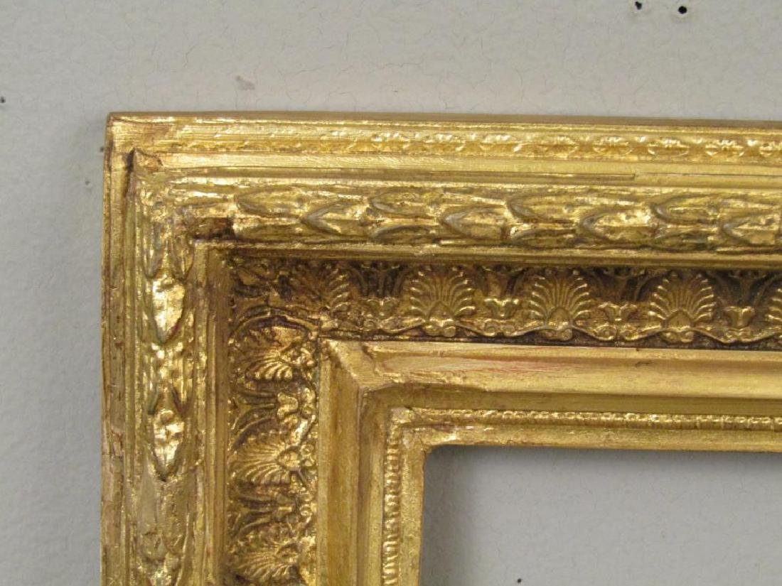 Carved Gilt Gesso Frame - 2