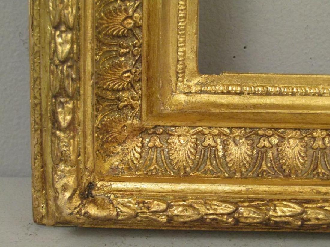 Carved Gilt Gesso Frame - 3