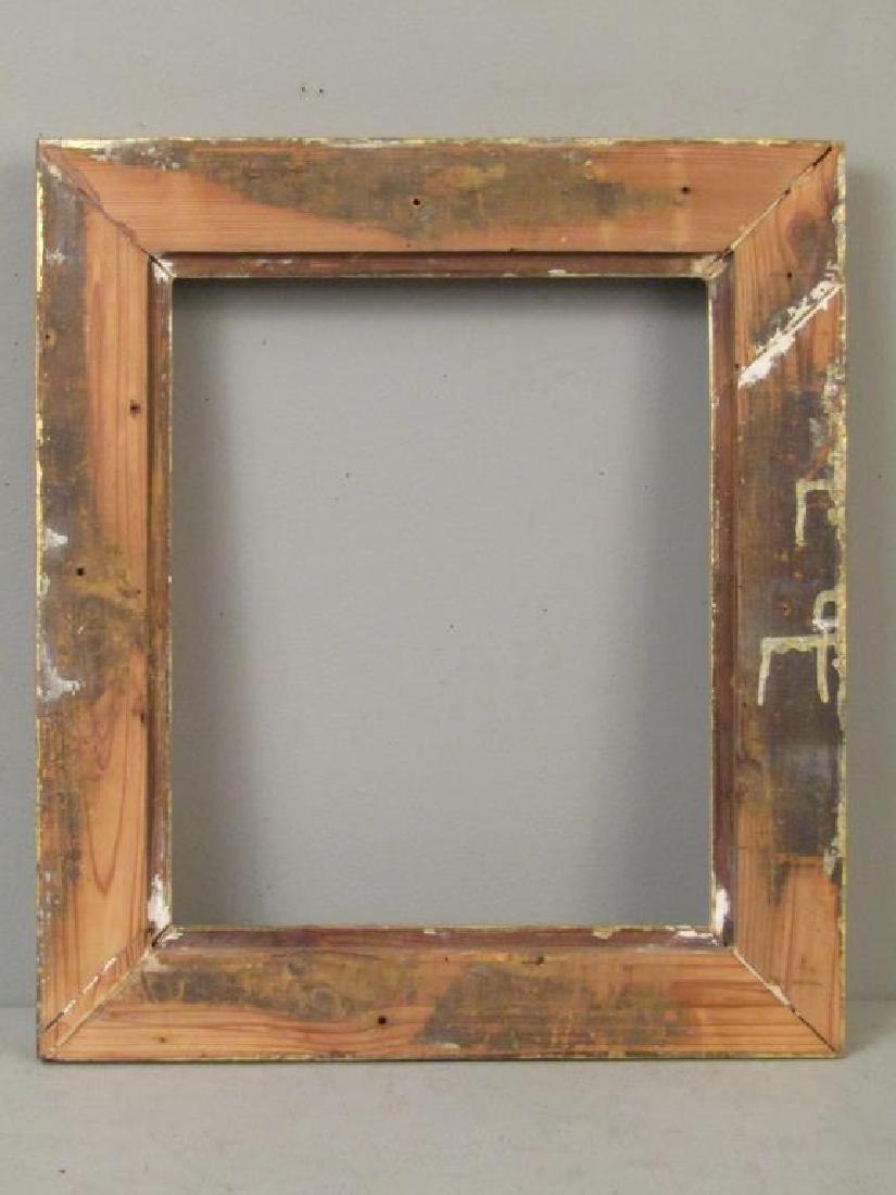 Carved Gilt Gesso Frame - 4