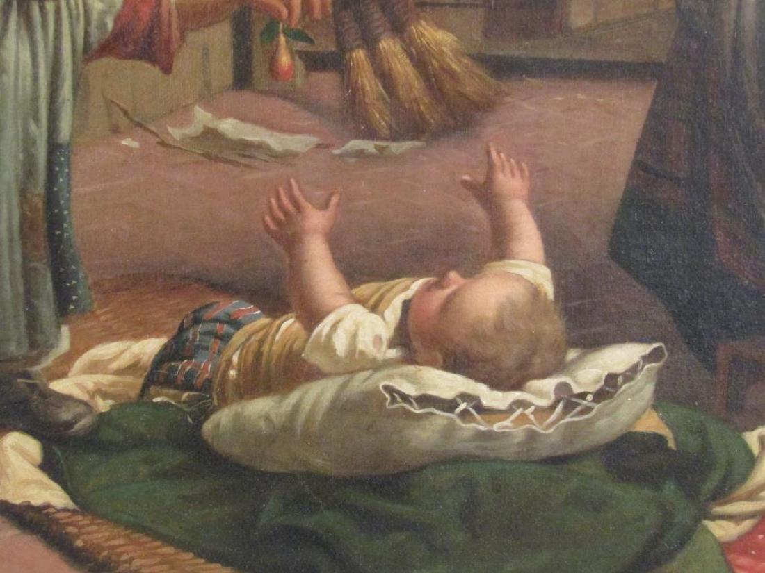 Antonio Sasso & Son - Oil on Canvas - 4